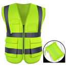 GOGO High Visibility Breathable Safety Vest Reflective Uniform Vest with Carry Bag