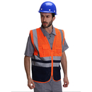 GOGO Multi Pocket Safety Vest, Highly Breathable Mesh Vest