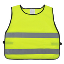 GOGO Kids Adjustable Reflective Vests for Outdoor Night Activities Construction Costume