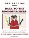 Rhythm Band Instruments BB201 Back to Boomwhackers Package
