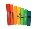 Rhythm Band Instruments BWEG Boomwhackers - Treble Extension Set