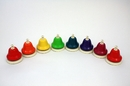 Rhythm Band Instruments CNDB-D ChromaNotes 8 note deskbells