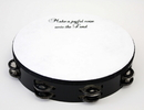 "Rhythm Band Instruments JTAM10D 10"" 'Make a Joyful Noise' Tambourine"
