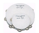 "Rhythm Band Instruments JTAM8D 8"" 'Make a Joyful Noise' Tambourine"