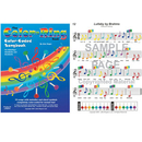 Rhythm Band Instruments LRSB19 The Color-Ring Color-Coded Songbook
