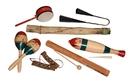 Rhythm Band Instruments MC7 Multicultural Set
