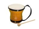 Rhythm Band Instruments RB1025A Small Single Hand Bongo w/ Mallet