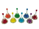 Rhythm Band Instruments RB107 Combined Hand/Desk Bells, Diatonic