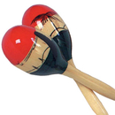 Rhythm Band Instruments Rhythm Band RB1203 Medium Col Wood Maracas