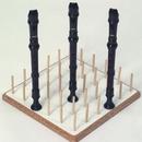 Rhythm Band Instruments RB1890 Soprano Recorder Rack
