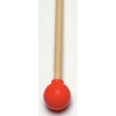 Rhythm Band Instruments RB2314 Mallets (pr.) - med rubber, long ABS handle