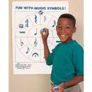Rhythm Band Instruments RB452 Fun with Music Symbols Game