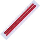 Rhythm Band Instruments RB767A Rhythm Sticks (pr.)- one fluted and one plain