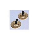 Rhythm Band Instruments RB784D Deluxe Finger Cymbals (pr) 2 Cymbals