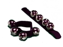 Rhythm Band Instruments RB811 Wrist / Ankle Bells w/ Velcro