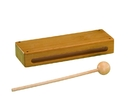 Rhythm Band Instruments  Bamboo Wood Block w/Mallet