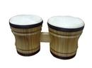 Rhythm Band Instruments  Bamboo Double Bongo