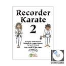 Rhythm Band Instruments RK226 Recorder Karate 2 - Kit with CD