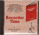 Rhythm Band Instruments SP2308CD Recorder Time CD