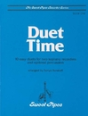 Rhythm Band Instruments SP2309 Duet Time, Book 1