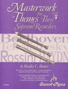 Rhythm Band Instruments SP2369 Masterwork Themes for Three Recorders
