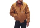 ROUND HOUSE 1830 American Made Jacket Brown Duck Traditional 12 oz. Jacket