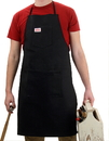 ROUND HOUSE Men's Shop Aprons - Blue, Brown, Black (one size fits all)