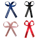 3000 Pcs Personalized Bows Custom Satin Ribbon Bow-knot 3/8
