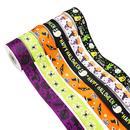 Halloween Ribbon Grosgrain Ribbon Printed Webbing Party Festival DIY Headwear Garment Decoration