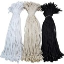 1000 Pcs Cotton Cord Hanging Tag Gift Rope Clothing Price Tag String Garment Hanging Rope Hanging Lanyard