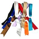 10 Pcs Cloth Wristbands Ribbon Bracelet Multicolor Bracelet for Event Party Match 5/8