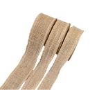 Burlap Fabric Ribbons 1