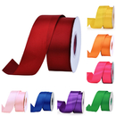 Satin Ribbon 100 Yards for Crafts Bow Handmade Gift Wrap Wedding Party Decoration