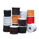 12 Rolls 1mm Elastic Cord Beading Thread Stretch String for Sewing Beaded Handicrafts Totally 684 Yards