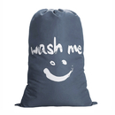 Muka 2 Pcs Laundry Bag Travel Washing Beam Storage Bag Smiley for Dirty Clothing College - 28