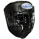 Combat Sports Fightgear Safety Cage Training Headgear - Black