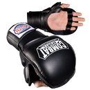 Combat Sports CSI Synthetic Leather Safety Training Glove - Black