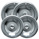 Range Kleen 10124XN Drip Bowl Chrome 2 Sm/6
