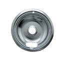 Range Kleen 102-AM Style A Large Heavy Duty Chrome Drip Bowl