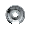 Range Kleen 106-A Style D Large Heavy Duty Chrome Drip Pan