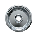 Range Kleen 110-A Style F Large Heavy Duty Chrome Drip Bowl