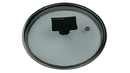 Moneta 3684516 Nova Induction 6.75 Inch Glass Lid