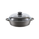 Berndes 671285 Tradition Induction 4.0 Quart Sauté Casserole with Lid