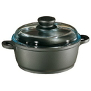 Berndes 674437 Tradition 1.25 Quart Dutch Oven with Glass Lid