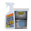 Range Kleen 718R CeramaBryte Stainless Steel Cleaning Kit