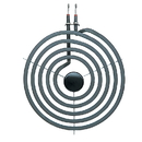 Range Kleen 7381 Style A Large Burner Y Bracket Element, 5 turns PLUG-IN Electric Ranges