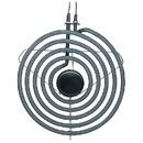 Range Kleen 7382 Style A Large Burner Delta Bracket Element, 5 turns PLUG-IN Electric Ranges
