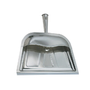 Range Kleen DP1SS Silver Hooded Dust Pan