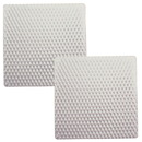 Range Kleen HP77SWR SilverWave 2 Pack Hot Pad Set