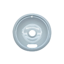 Range Kleen P101W Style A Small Heavy Duty White Porcelain Drip Bowl